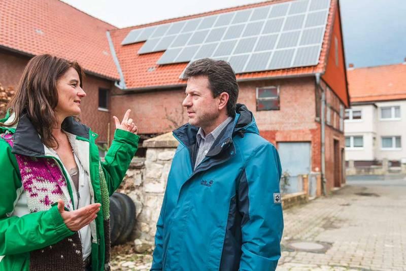 Solar-Check Beratung